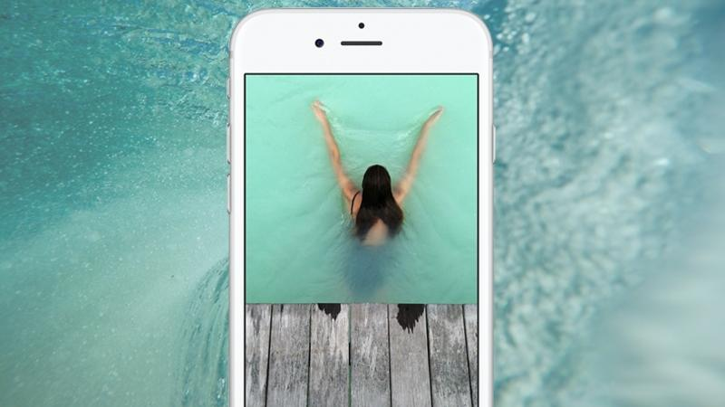 Как сделать движущееся фото на айфоне